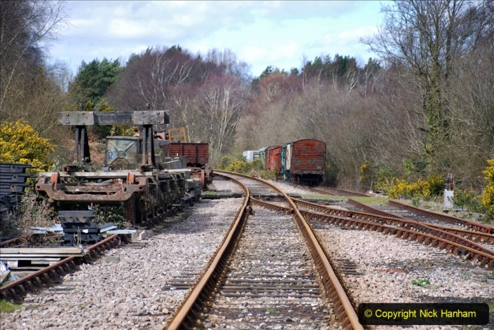 2020-03-16 The Swanage Railway. (88) 088