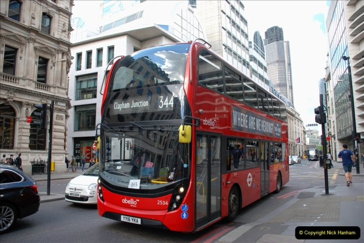 2019-05-12 Touring Central London Day 1. (121) 076