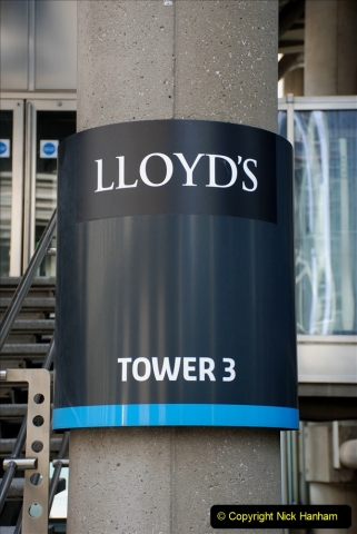 2019-05-12 Touring Central London Day 1. (127) Tower 3 The Lloyds Building. 127