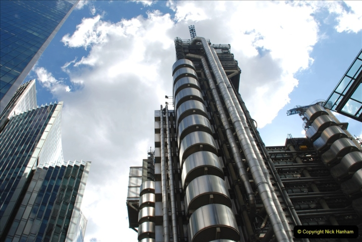 2019-05-12 Touring Central London Day 1. (132) Tower 3 The Lloyds Building. 132