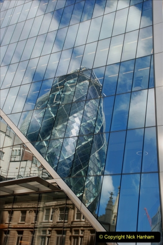 2019-05-12 Touring Central London Day 1. (136) The Gurkin. 136