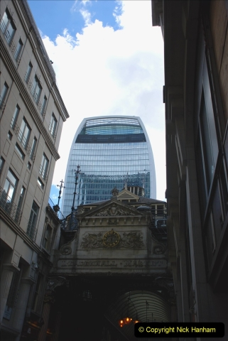 2019-05-12 Touring Central London Day 1. (145) Leadenhall Market. 145
