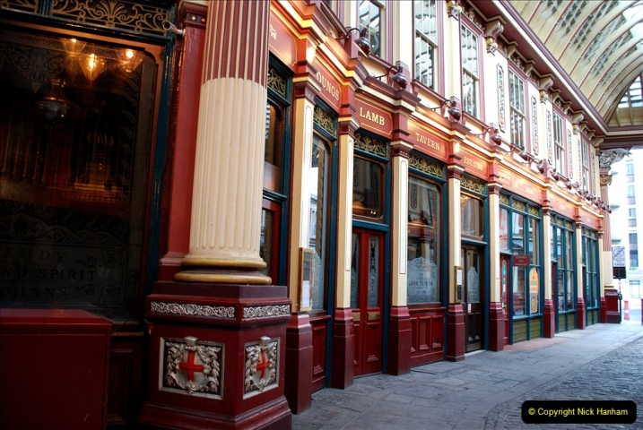 2019-05-12 Touring Central London Day 1. (148) Leadenhall Market. 148