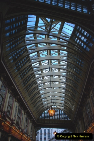 2019-05-12 Touring Central London Day 1. (149) Leadenhall Market. 149