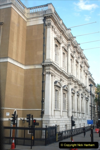 2019-05-12 Touring Central London Day 1. (15) The Banqueting Houise in Whitehall. 015