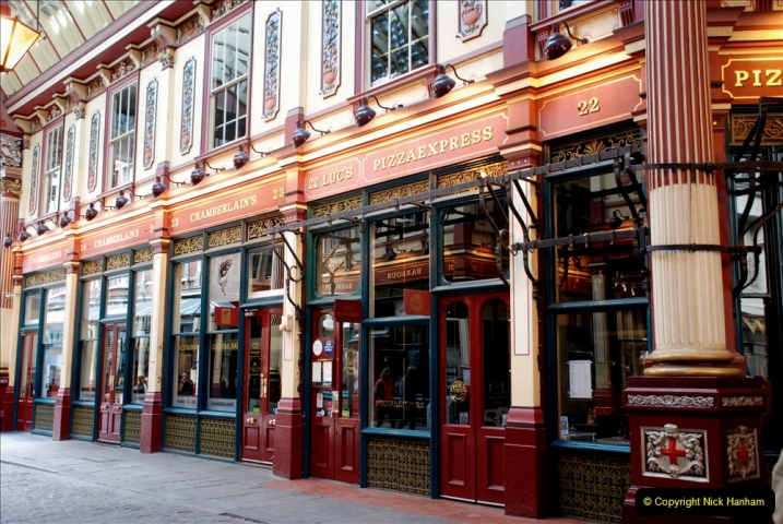 2019-05-12 Touring Central London Day 1. (150) Leadenhall Market. 150