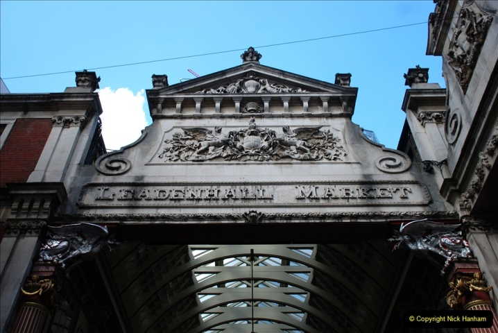 2019-05-12 Touring Central London Day 1. (151) Leadenhall Market. 151