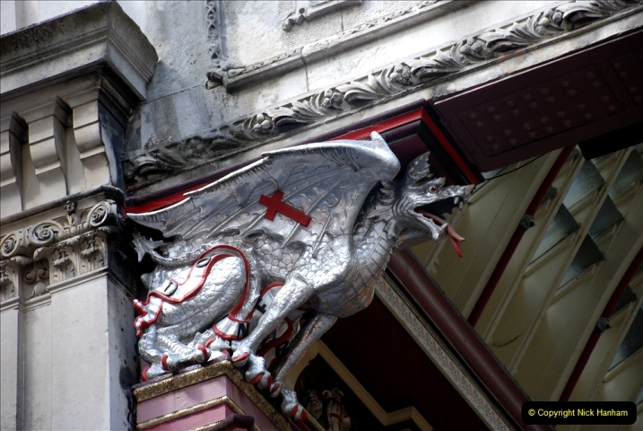 2019-05-12 Touring Central London Day 1. (152) Leadenhall Market. 152
