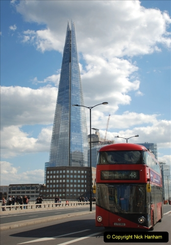 2019-05-12 Touring Central London Day 1. (161) The Shard. 161