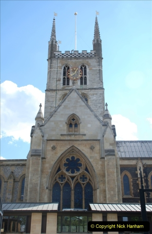 2019-05-12 Touring Central London Day 1. (172) Southwark Cathedral. 172