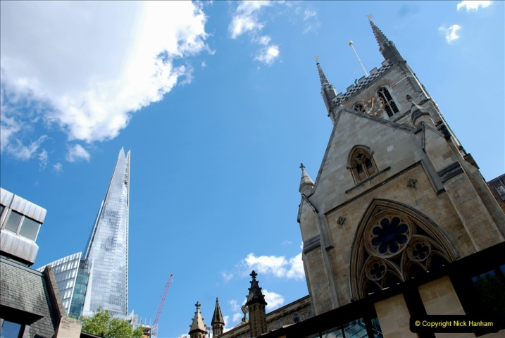 2019-05-12 Touring Central London Day 1. (173) Southwark Cathedral. 173