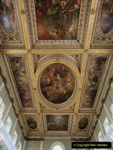 2019-05-12 Touring Central London Day 1. (18) The Banqueting Houise in Whitehall. 018