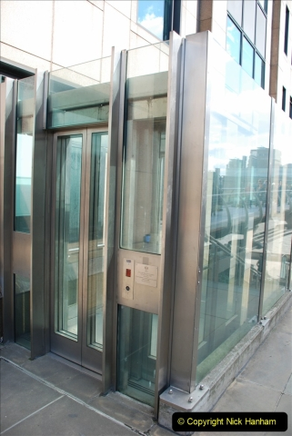 2019-05-12 Touring Central London Day 1. (188) A travelling lift. 188