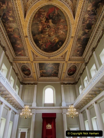 2019-05-12 Touring Central London Day 1. (19) The Banqueting Houise in Whitehall. 019