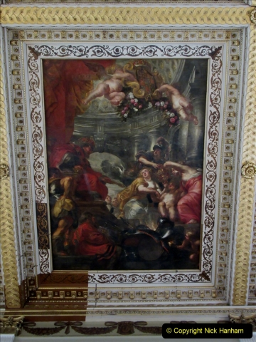 2019-05-12 Touring Central London Day 1. (20) The Banqueting Houise in Whitehall. 020