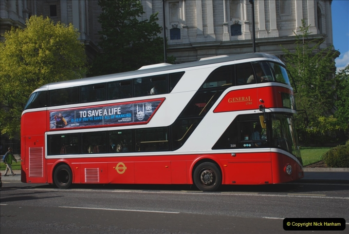 2019-05-12 Touring Central London Day 1. (200) 199