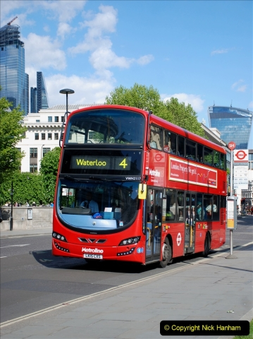2019-05-12 Touring Central London Day 1. (201) 199