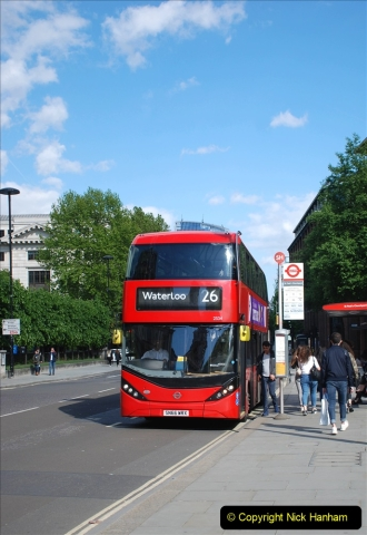 2019-05-12 Touring Central London Day 1. (202) 199