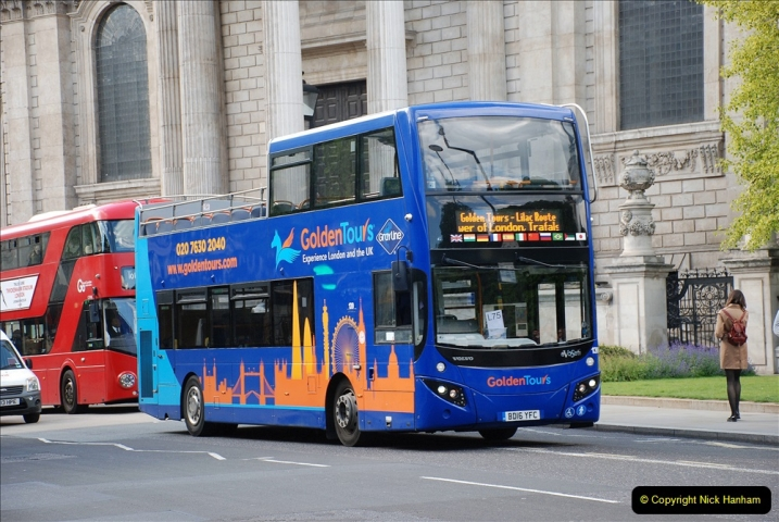 2019-05-12 Touring Central London Day 1. (205) 199
