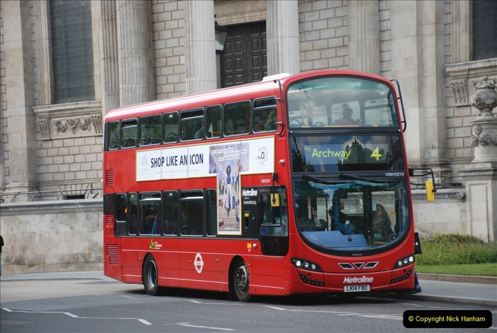 2019-05-12 Touring Central London Day 1. (207) 199