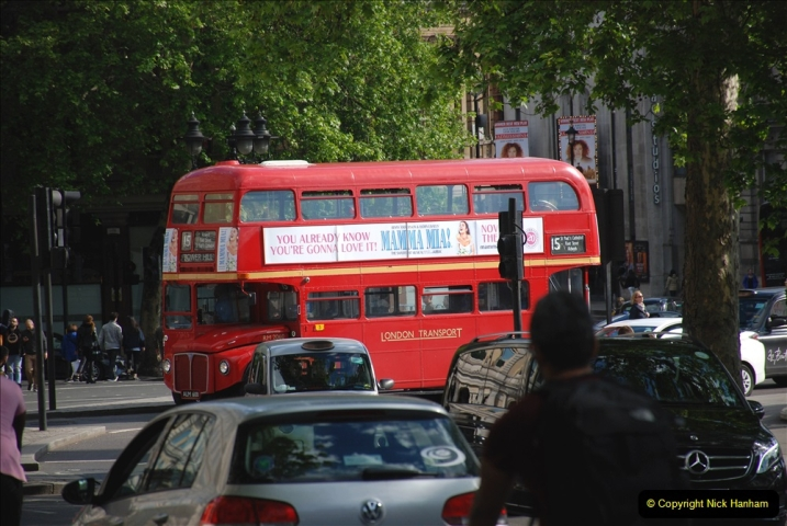2019-05-12 Touring Central London Day 1. (219) 219