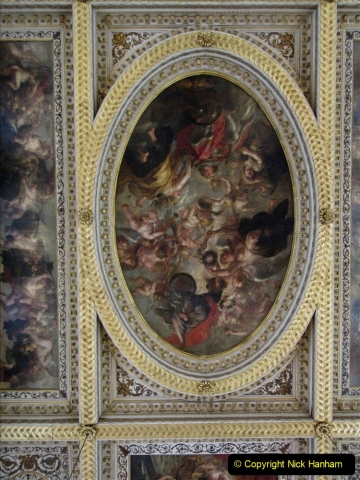 2019-05-12 Touring Central London Day 1. (22) The Banqueting Houise in Whitehall. 022