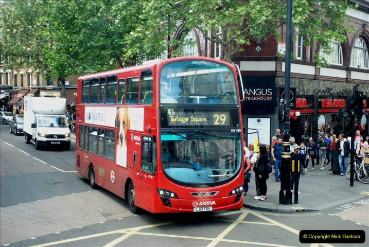 2019-05-12 Touring Central London Day 1. (226) 219