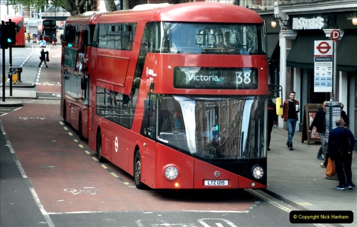 2019-05-12 Touring Central London Day 1. (229) 219