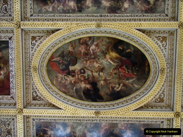 2019-05-12 Touring Central London Day 1. (23) The Banqueting Houise in Whitehall. 023