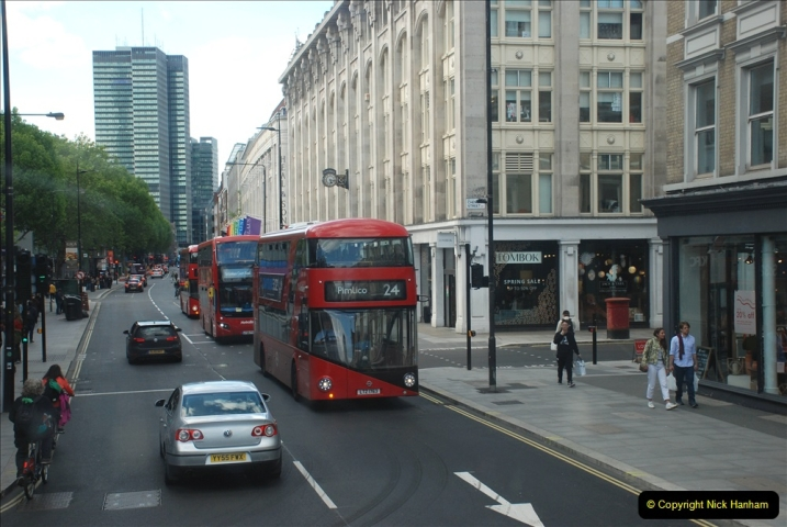 2019-05-12 Touring Central London Day 1. (231) 219
