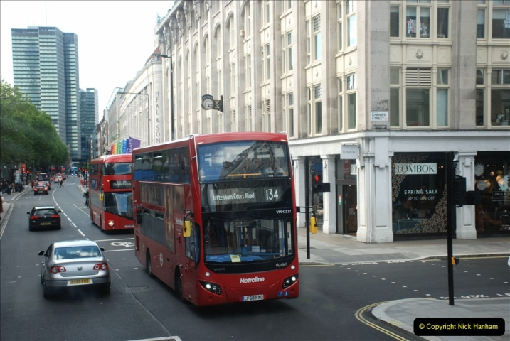 2019-05-12 Touring Central London Day 1. (232) 219