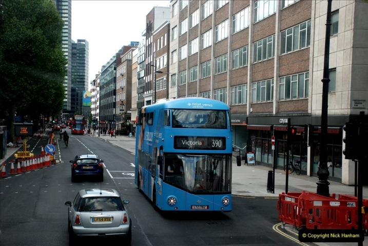 2019-05-12 Touring Central London Day 1. (234) 219