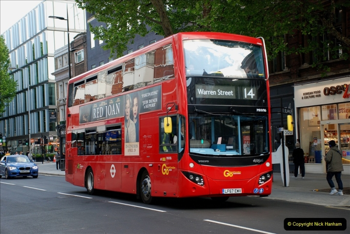 2019-05-12 Touring Central London Day 1. (237) 219