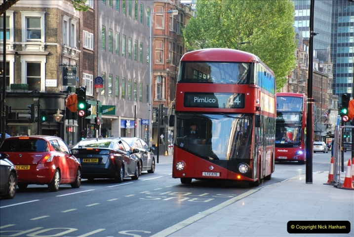 2019-05-12 Touring Central London Day 1. (242) 240