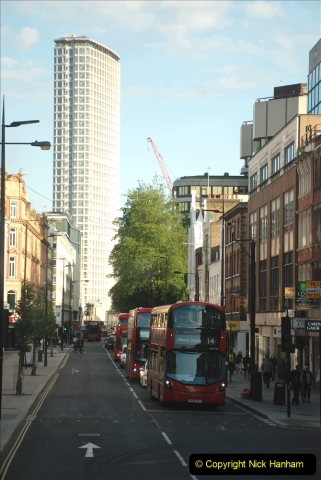 2019-05-12 Touring Central London Day 1. (244) 240