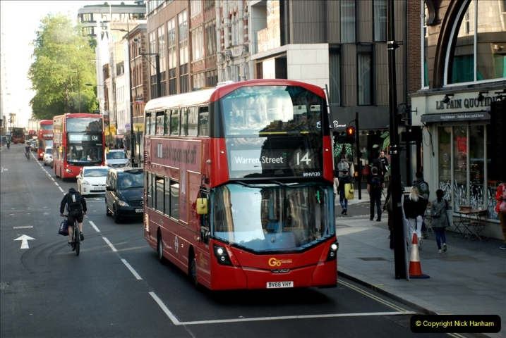 2019-05-12 Touring Central London Day 1. (245) 240