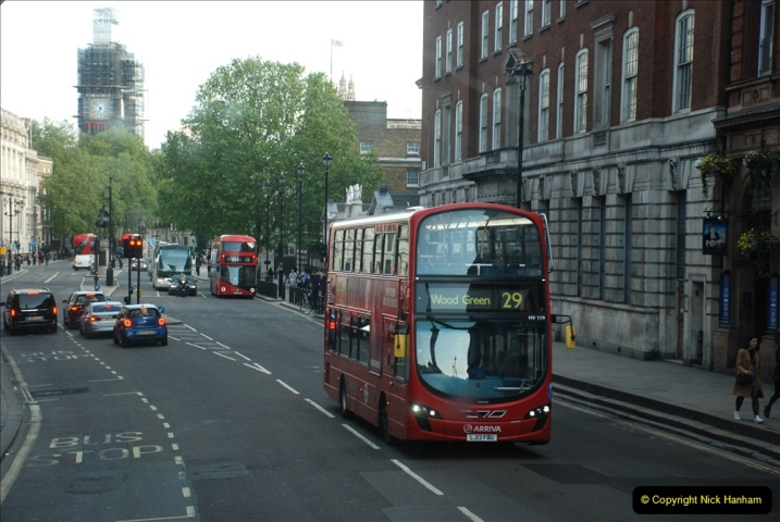 2019-05-12 Touring Central London Day 1. (249) Whitehal. 249