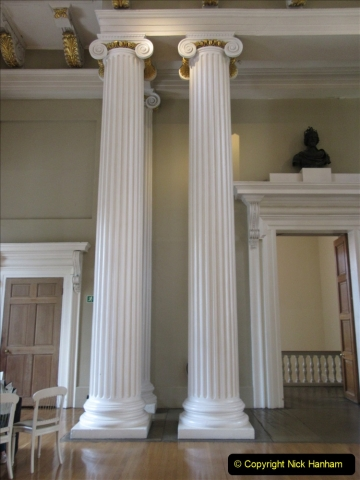 2019-05-12 Touring Central London Day 1. (25) The Banqueting Houise in Whitehall. 025
