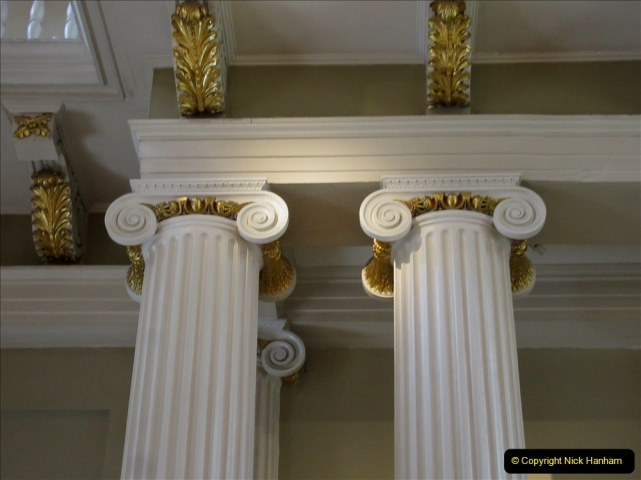 2019-05-12 Touring Central London Day 1. (26) The Banqueting Houise in Whitehall. 026