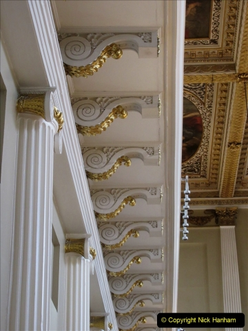 2019-05-12 Touring Central London Day 1. (29) The Banqueting Houise in Whitehall. 029