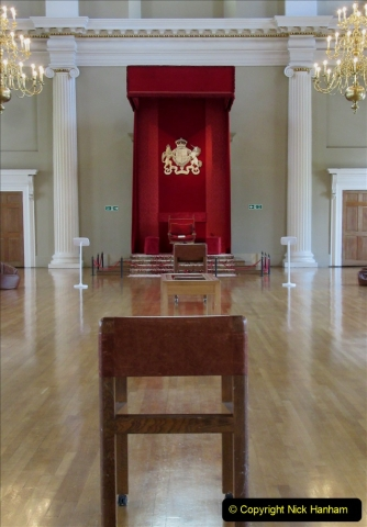 2019-05-12 Touring Central London Day 1. (30) The Banqueting Houise in Whitehall. 030