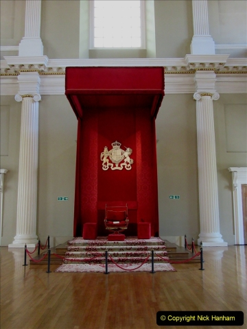 2019-05-12 Touring Central London Day 1. (31) The Banqueting Houise in Whitehall. 031