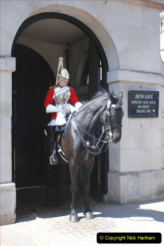 2019-05-12 Touring Central London Day 1. (37) Horse Guards. 037