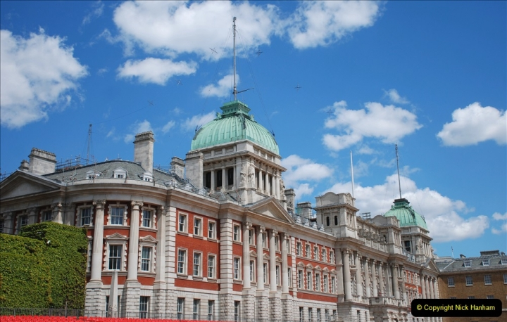 2019-05-12 Touring Central London Day 1. (42) Horse Guards. 042