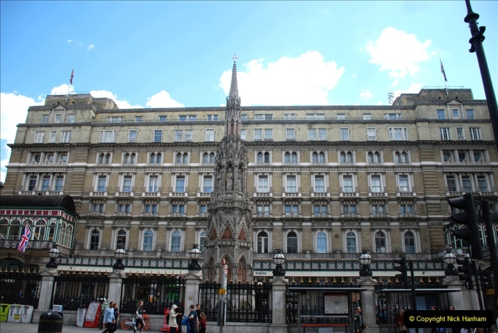 2019-05-12 Touring Central London Day 1. (74) Charing Cross. 074