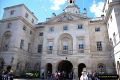 2019-05-12 Touring Central London Day 1. (38) Horse Guards. 038