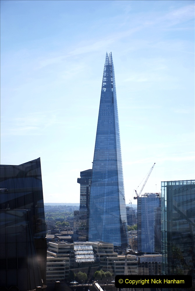 2019-05-13 Touring Central London. (152) The Garden at 120 Fenchurch Street on Floor 15. 152