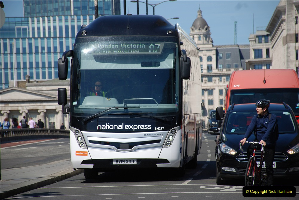 2019-05-13 Touring Central London. (216) 208