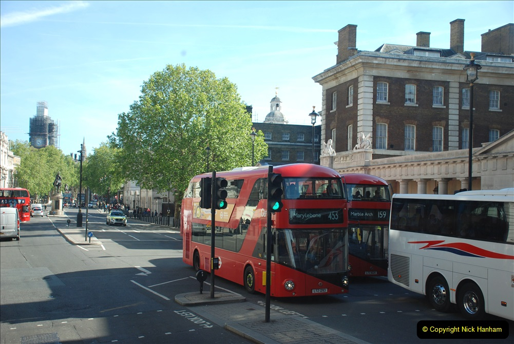 2019-05-13 Touring Central London. (251) Whitehall. 251
