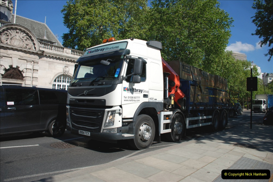 Touring Central London Day 2. 13 May 2019